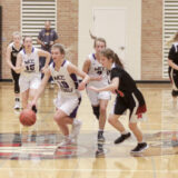 Lady Rebels finish season losing to Red Rock Falcons